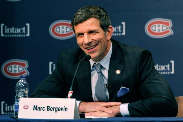 Montreal Canadiens: Why Marc Bergevin Was the Best Choice for GM