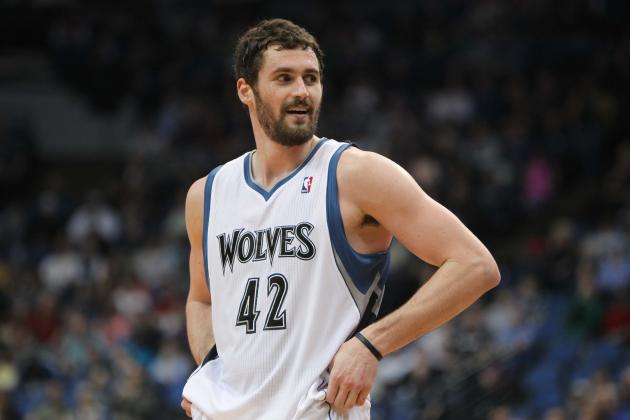 Kevin Love Starts New Contract with New Goal: Playoffs