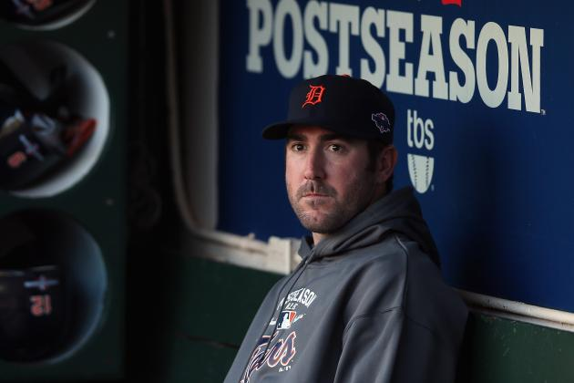 Verlander on the Mound Doesn't Guarantee Victory for Detroit in ALDS Game 5