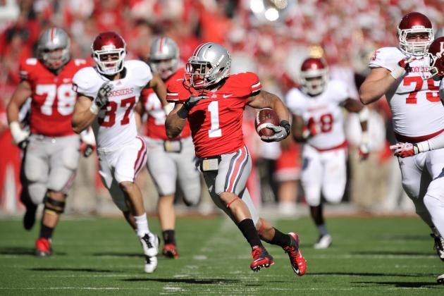 Ohio State at Indiana: Buckeyes Will Prove Hoosiers Are Laughing Stock of B1G