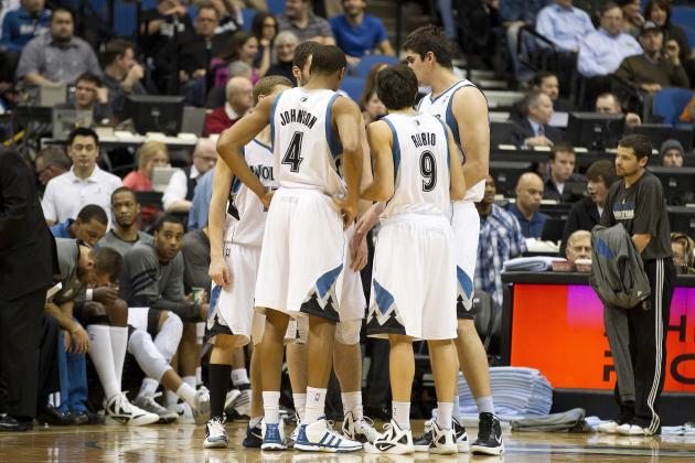 Debate: How Many Games Will the Timberwolves Win in 2012-13 Season?