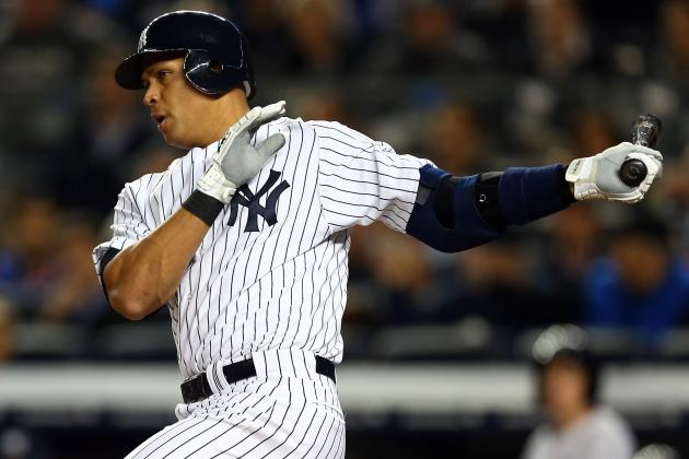 Alex Rodriguez: Moving Yankees Star Down in Batting Order Is the Right Move