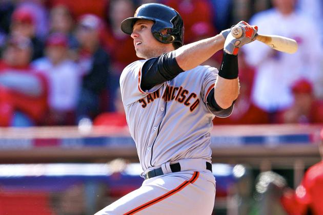 San Francisco Giants Advance to NLCS with 6-4 Win over Cincinnati Reds