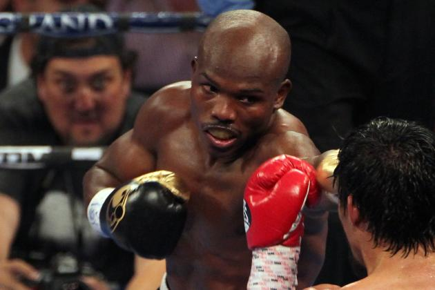Timothy Bradley's Next Fight: Dec. 15 Looking Less Likely but Not Ruled out
