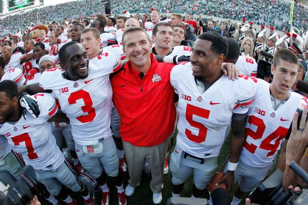 Ohio State Football: Great Run Makes Buckeyes Early Contenders in 2013