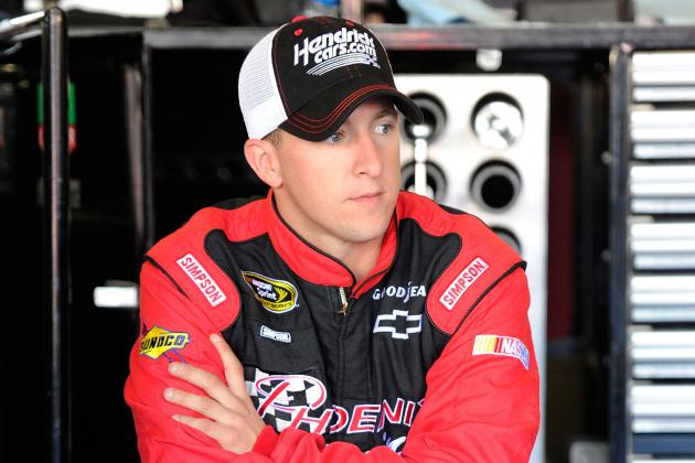 AJ Allmendinger Gets Last Minute Call to Drive for Phoenix Racing at Charlotte