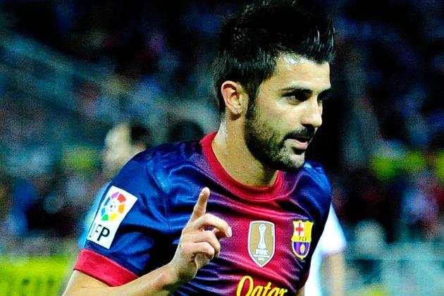 David Villa Deserves Better; Eric Abidal Dreams of Return