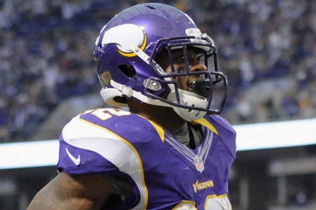 Percy Harvin Limited by Hamstring Injury Thursday