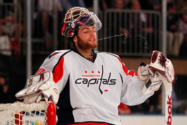 Braden Holtby Bides His Time with Hershey Bears as NHL Lockout Drags on