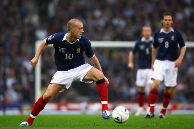 World Cup 2014: Early Predictions for the Scotland National Team