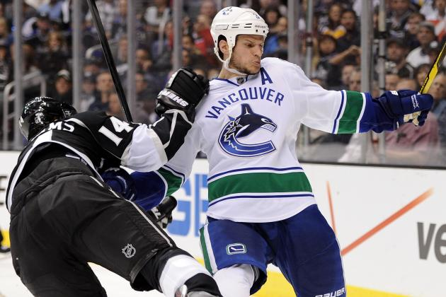 Vancouver Canucks Stars Angry over Re-Sale of Kevin Bieksa Charity Game Tickets