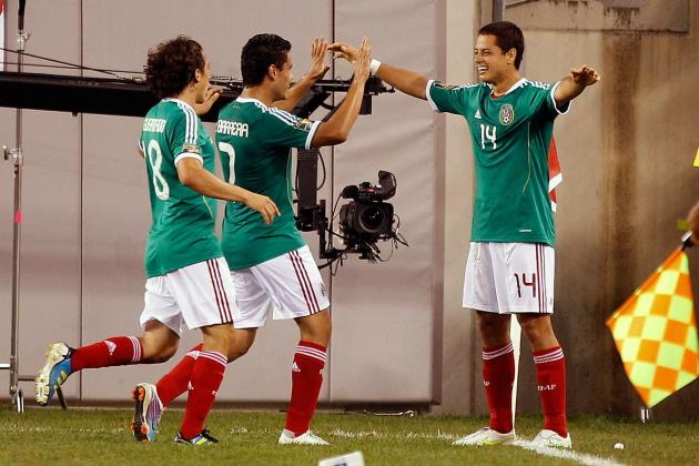 Guyana 0-5 Mexico: World Cup 2014 Qualifying as It Happened