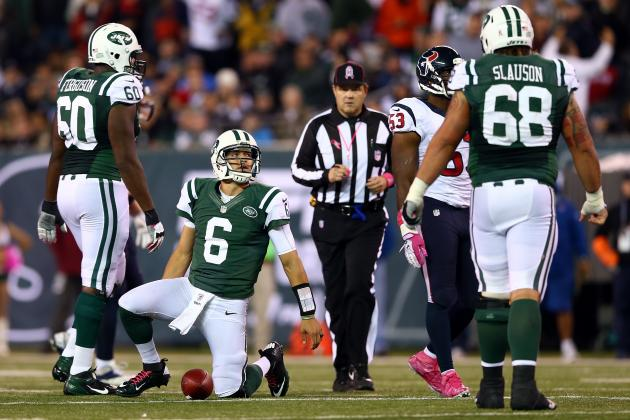 Mark Sanchez: Why It's Time for Jets QB to Hit the Bench