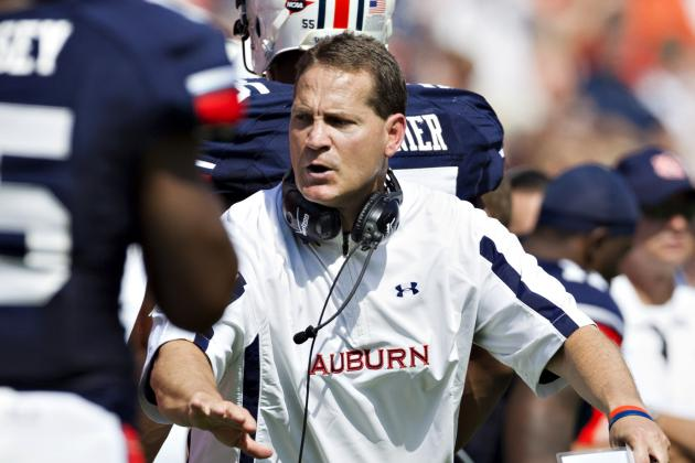 Auburn Football: By Week 6, Youth and Inexperience Should Not Be an Excuse