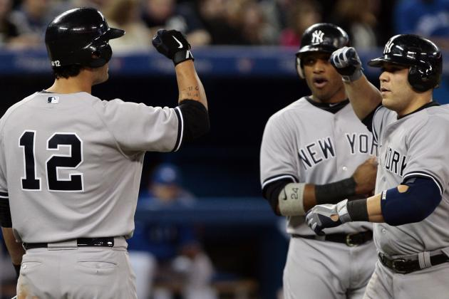 MLB Gamecast: Orioles vs Yankees