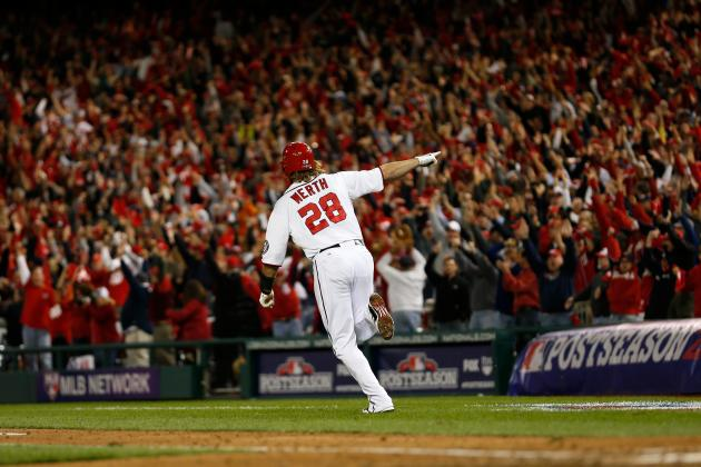 Nationals Force Game 5 on Werth's Walk-off HR
