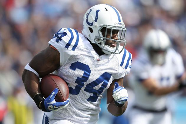 Delone Carter: Why RB Will Never Be Answer in Colts Backfield