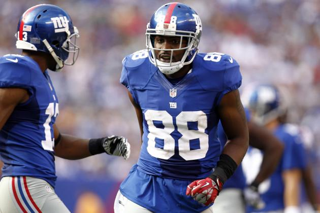 Hakeem Nicks: Giants WR a Must-Sit in Week 6 Regardless of Playing Status
