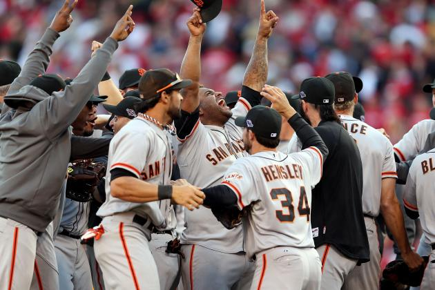 NLCS Schedule 2012: When and Where to Watch Race for the Pennant