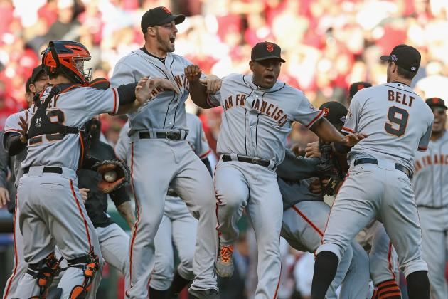 Why the S.F. Giants Are Now Headed for Another World Series Title