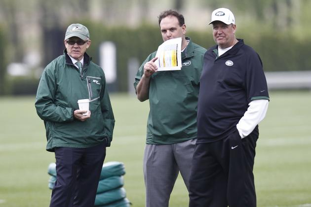 Who Will the New York Jets Cut Ties with This Upcoming Offseason?