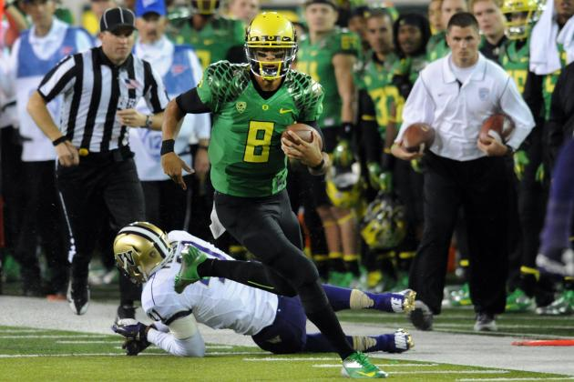 Oregon Football: Midway Point Shows That Pac-12 Title Still Goes Through Ducks