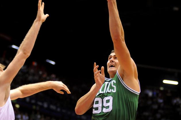 Darko Milicic Settling in with Celtics