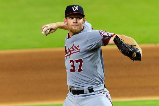 Why Shutting Down Stephen Strasburg Looms Very Large in Game 5