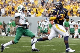 WVU Football: Isaiah Bruce Playing Like a Future All-American
