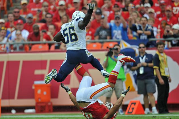 San Diego Chargers Progress Report: Where Do They Stand Heading into Week 6?