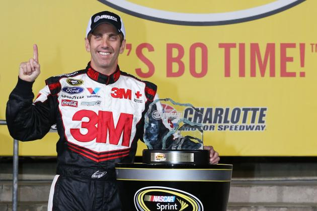 CUP: Biffle Breaks Qualifying Record at Charlotte