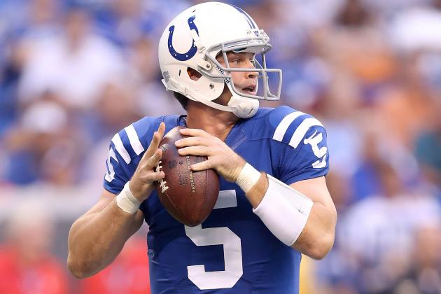 Drew Stanton Glad to Be with Colts Instead of Jets