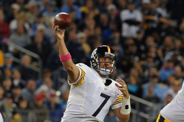 Roethlisberger Deserving of Steelers Record