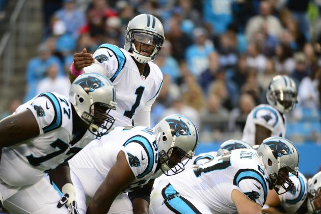 Why Fans, Media Should Worry About Cam Newton