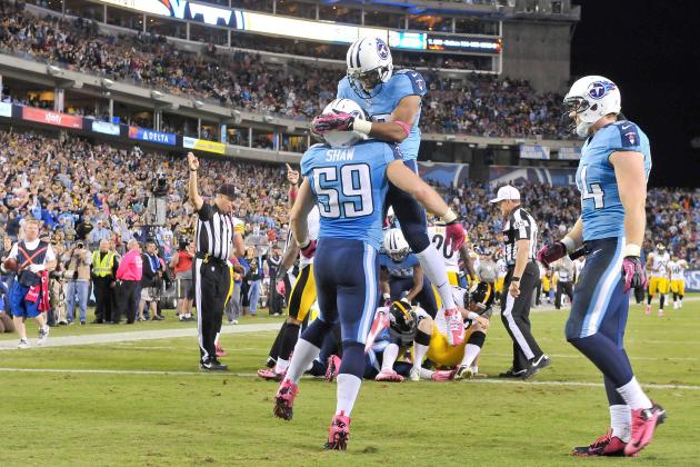 Steelers vs. Titans: Thursday Night Football Live