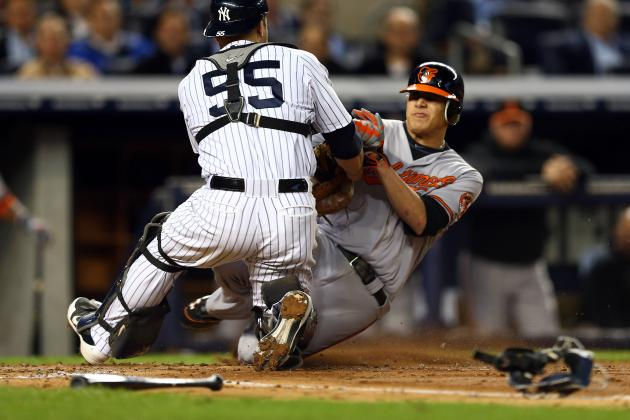 New York Yankees vs. Baltimore Orioles Game 4: Live Score, ALDS Analysis