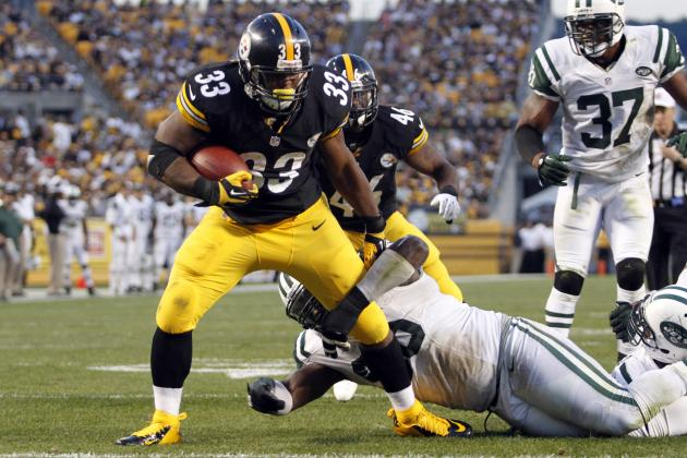 Isaac Redman: Updated Fantasy Outlook & Analysis for Steelers RB