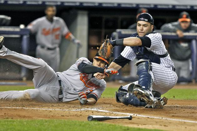 Baltimore Orioles Defeat New York Yankees in 13 Innings to Force Game 5