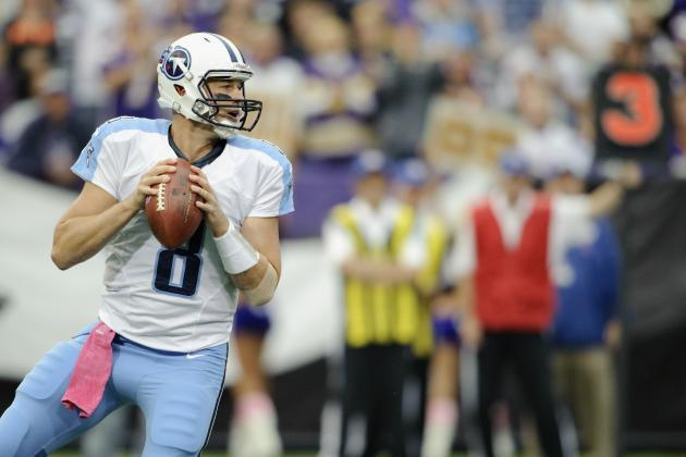 Matt Hasselbeck: Why He Gives the Titans a Better Chance to Win Now Than Locker