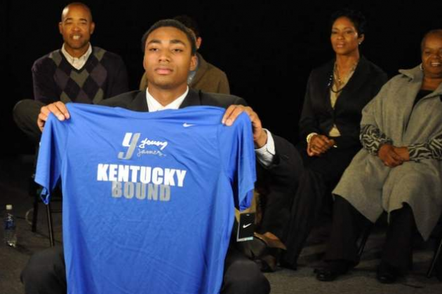 Kentucky Basketball Recruiting: James Young Will Ensure Wildcats Prolong Dynasty