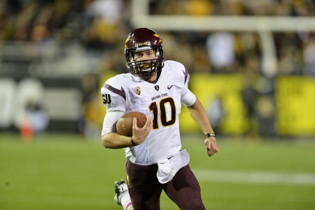 Arizona St. 51, Colorado 17