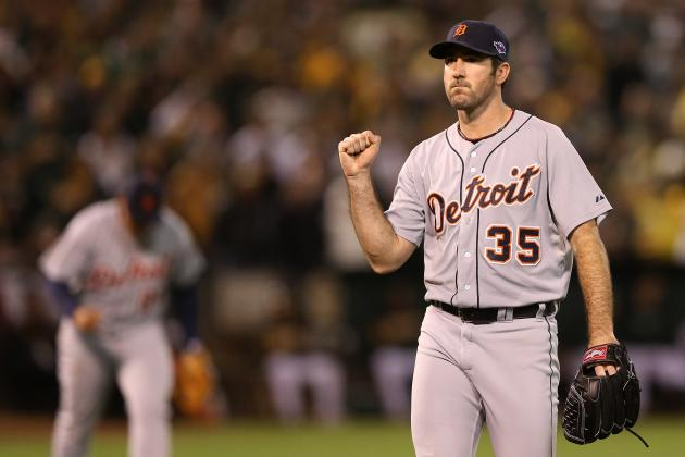 Detroit Tigers Eliminate Oakland A's 6-0 in Game 5