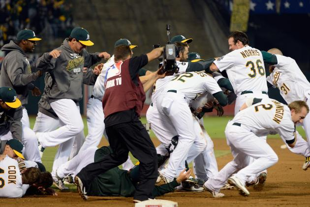MLB Playoffs 2012: Why Last Two Days Prove Baseball Reigns Supreme