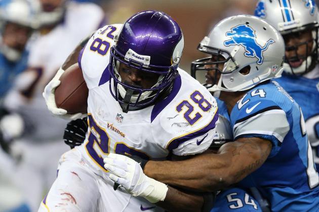 Breaking Down Adrian Peterson and the Minnesota Vikings Running Game