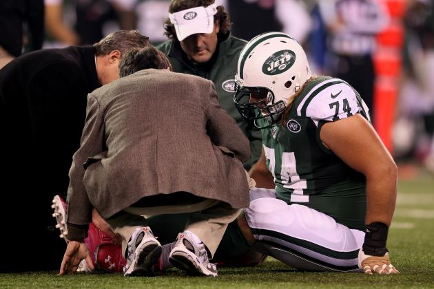 New York Jets: Injury Rundown Heading into Week 6 Against the Indianapolis Colts