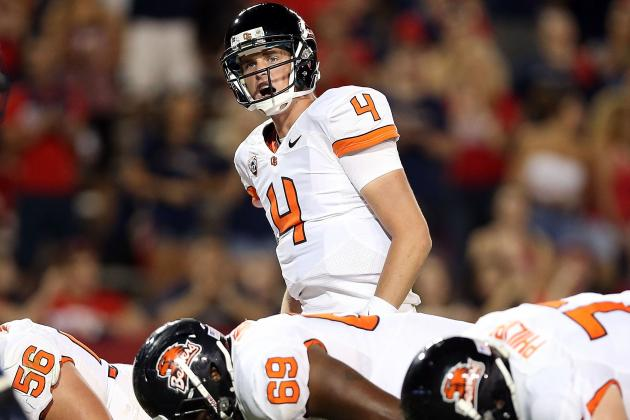 Oregon State Beavers Must Survive Their 2012 October Season Crucible