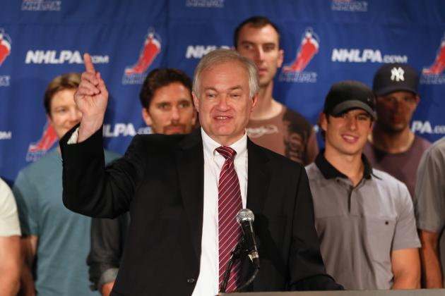 NHL Lockout: NHL Is Skating on Thin Ice with Long Stoppage