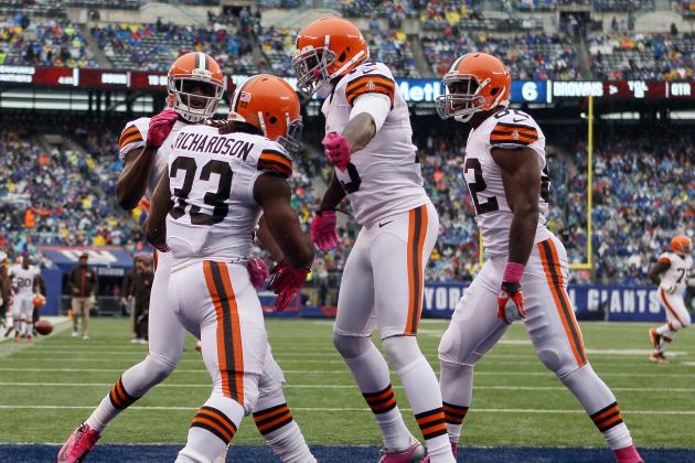 NFL Week 6 Lines: Will Browns Get First Win of the Season?