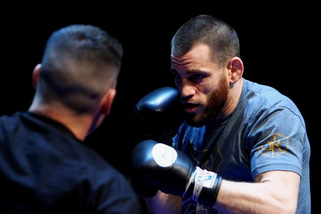 UFC 153 Fight Card: Is Jon Fitch Done as a Title Contender?