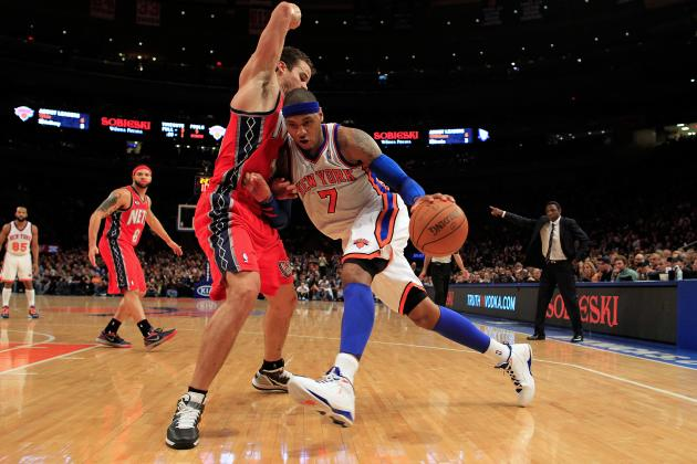 Why the New York Knicks Will Outshine the Brooklyn Nets in 2012-13